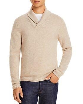 Vince - Cashmere Shawl Collar Sweater