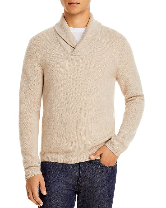 Vince - Cashmere Shawl Collar Sweater