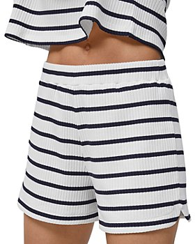 FRENCH CONNECTION - Tommy Striped Shorts