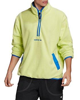 Adidas - Pullover Half Zip Fleece
