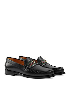 Gucci - Men's Kaveh Double G Loafers