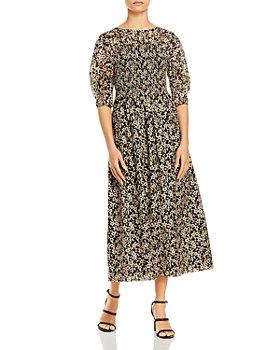 Rebecca Taylor - Ruched Osaka Dress