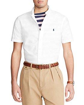 Polo Ralph Lauren - Classic Fit Short Sleeve Oxford Shirt