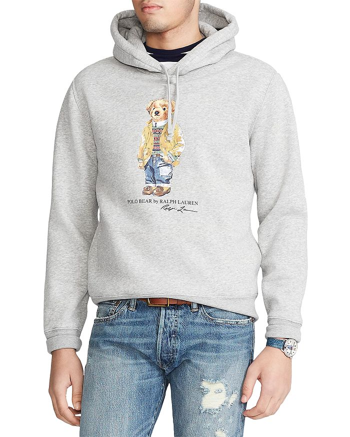 Polo Ralph Lauren - Polo Bear Hooded Sweatshirt