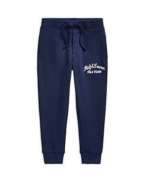 Ralph Lauren Track pants POLO RALPH LAUREN BOYS' POLO TEAM SWEATPANTS - LITTLE KID