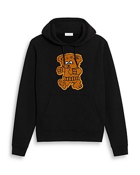 Sandro - Teddy Patch Hoodie