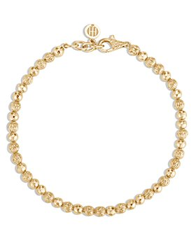 JOHN HARDY - 18K Yellow Gold Classic Chain Bead Bracelet