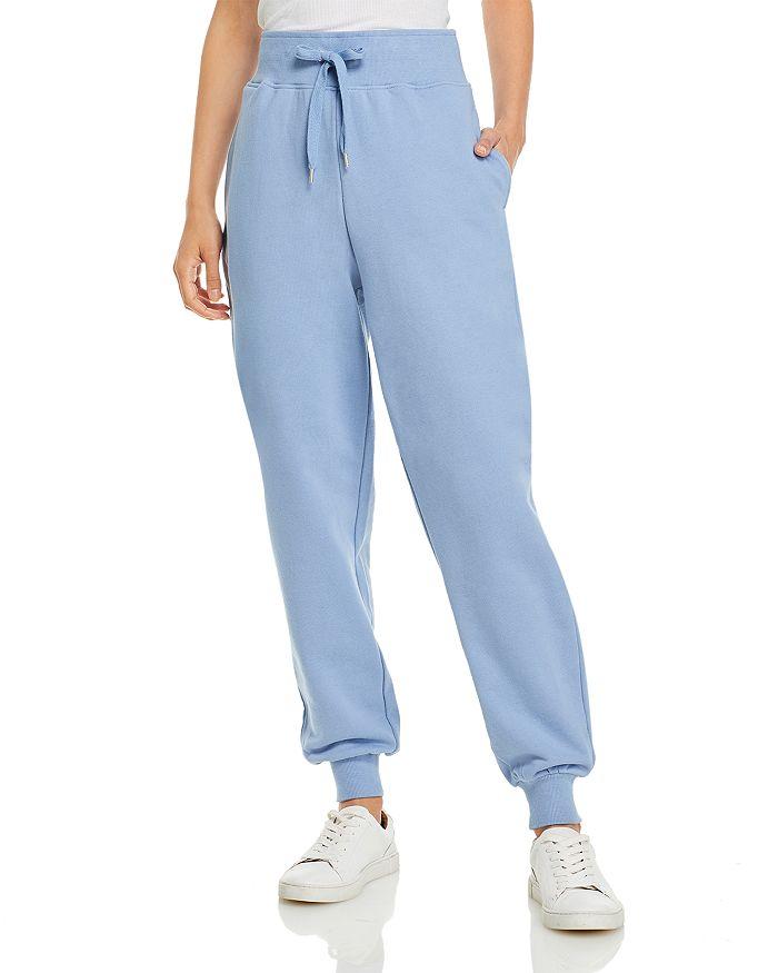 AQUA - High Waist Cotton Sweatpants - 100% Exclusive