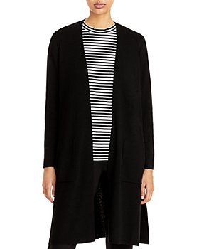 Eileen Fisher - Long Wool Cardigan