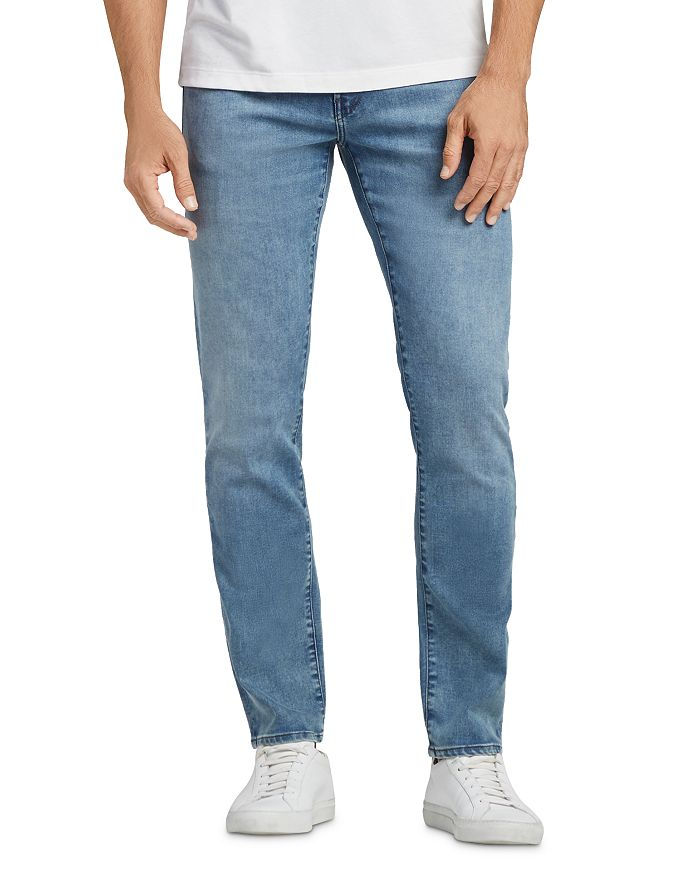 J Brand - Tyler Slim Fit Jeans in Keeland