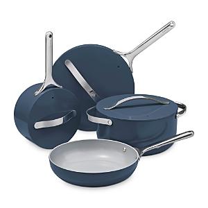Caraway Non-Toxic Ceramic Non-Stick Cookware 7-Piece Set
