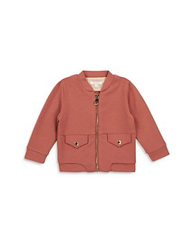 Chloé - Girls' Embroidered Bomber Jacket - Baby