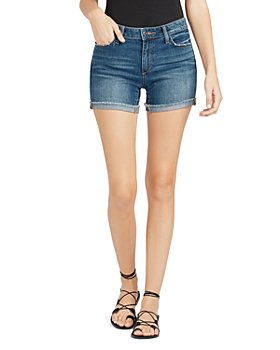 Joe's Jeans - Cuffed Denim Shorts in Nopa