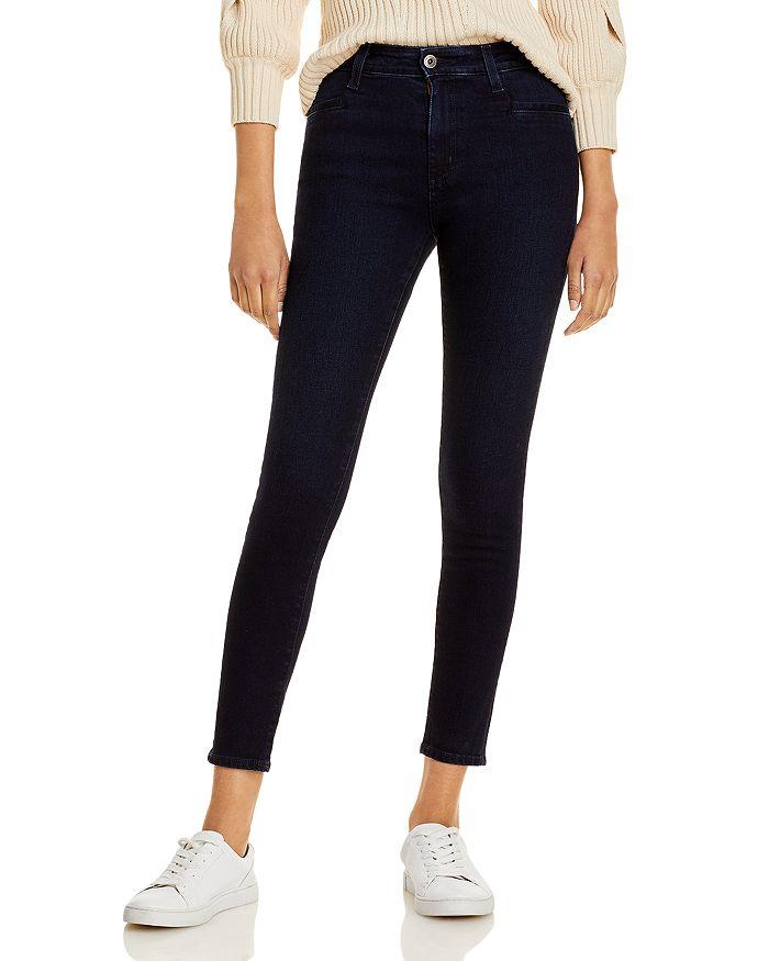 AG - Farrah Skinny High Rise Ankle Jeans