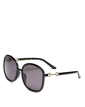 Gucci - Women's Round Sunglasses, 60mm