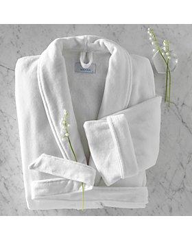 Matouk - Velour Shawl Collar Robe