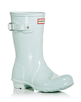Hunter - Women's Original Short Glossy Rain Boots