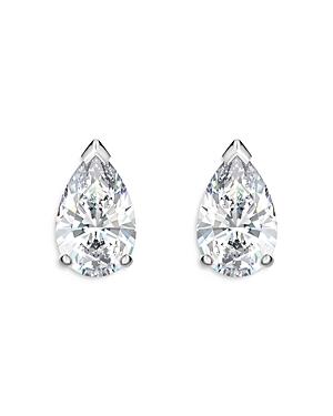 Swarovski Attract Pear Shaped Stud Earrings