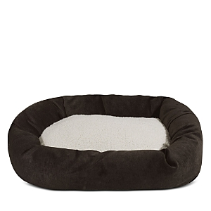 Majestic Pet Villa Sherpa Bagel Dog Bed, Extra Large