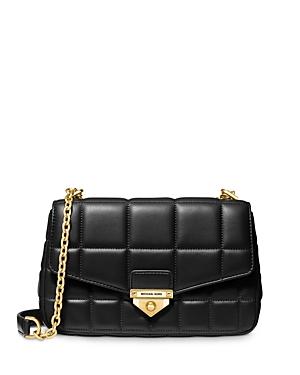 Michael Michael Kors Soho Large Leather Shoulder Bag
