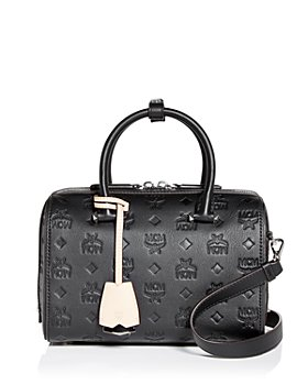 MCM - Boston Top Handle Crossbody