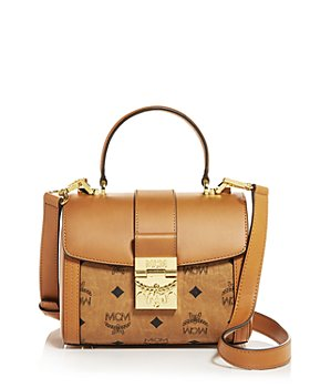 MCM - Tracy Visetos Small Satchel
