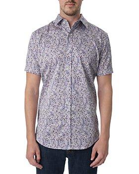 Robert Graham - Firecracker Tailored Fit Short Sleeve Shirt - 100% Exclusive