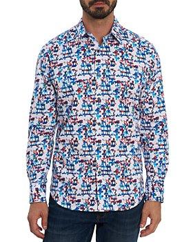 Robert Graham - Diamond Classic Fit Long Sleeve Shirt