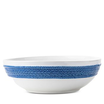 "Juliska - Le Panier Delft Blue  12"" Serving Bowl"