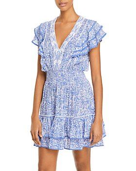 Poupette St. Barth - Camila Floral Mini Dress
