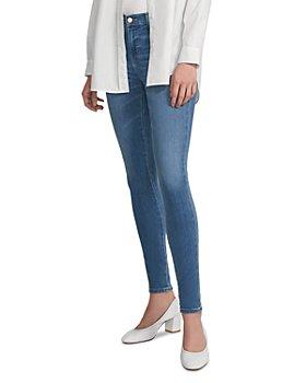 J Brand - Sophia Mid Rise Super Skinny Jeans in Joy