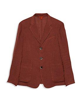 Barena - Piero Telino Linen Relaxed Fit Jacket