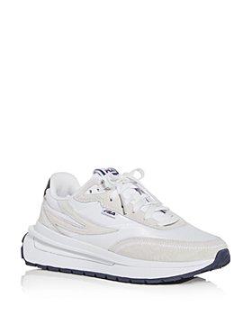 FILA - Women's Renno Low Top Running Sneakers