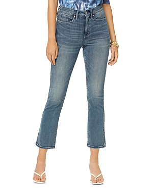 Nydj SLIM BOOTCUT ANKLE JEANS IN MONET BLUE