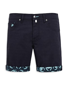 Vilebrequin - Garonne Contrast Cuff Shorts