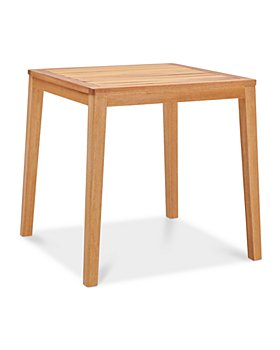 Modway - Portsmouth Karri Wood Outdoor Patio Bar Table