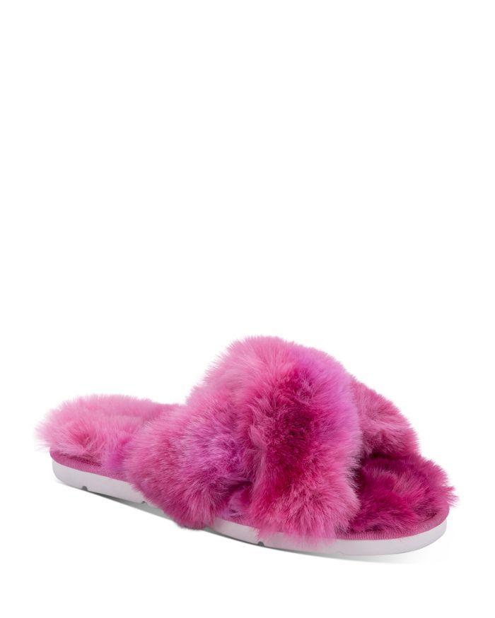 Dolce Vita Women's Pillar Faux Fur Slippers  | Bloomingdale's