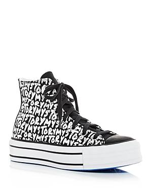 Converse Women's Chuck Taylor All Star Lift High Top Platform Sneakers