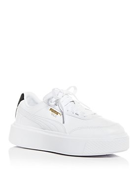 PUMA - Women's Oslo Maja Low Top Platform Sneakers