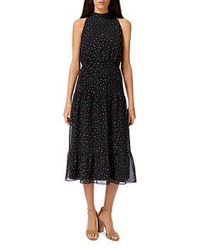 Sam Edelman - Astro Printed Midi Dress