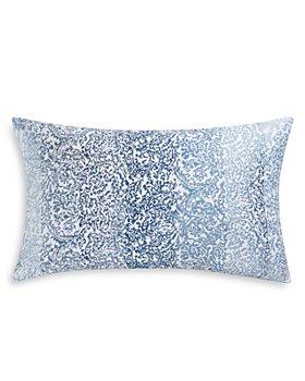 """Sky - Emilia Paisley Decorative Pillow, 14"""" x 24"""" - 100% Exclusive"""