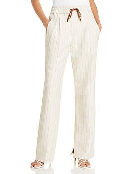 3.1 Phillip Lim - Striped Track Pants