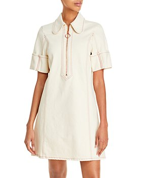 See by Chloé - Zip Front Dress
