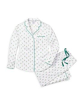 Petite Plume - Palmier Cotton Pajama Pants Set