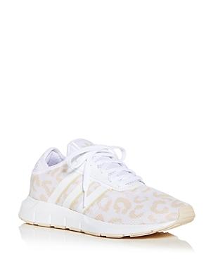 Adidas Women's Swift Run X Knit Low Top Running Sneakers