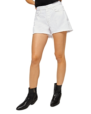 7 For All Mankind Shorts MONROE CUT OFF SHORTS