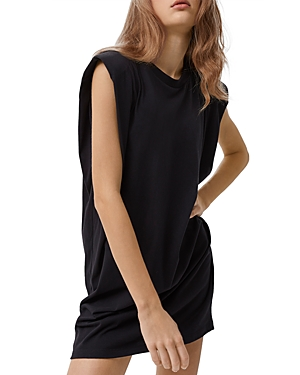 French Connection SHOULDER PAD MINI DRESS