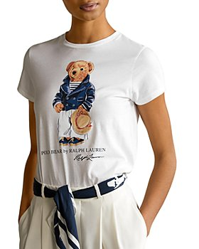 Ralph Lauren - Mariner Polo Bear Cotton Tee