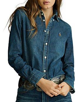 Ralph Lauren - Custom Fit Denim Shirt