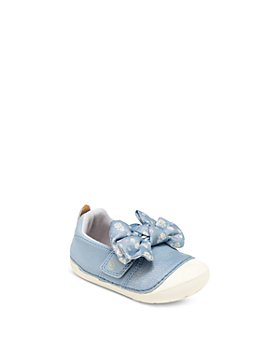 Stride Rite - Girls' Soft Motion Atlas Sneakers - Baby, Walker